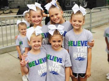Cheer & Dance Atlanta Jay Hwks