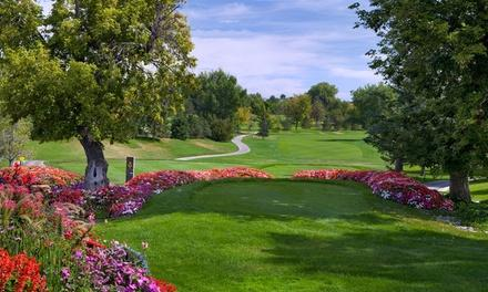 The Greg Mastriona Golf Courses at Hyland Hills
