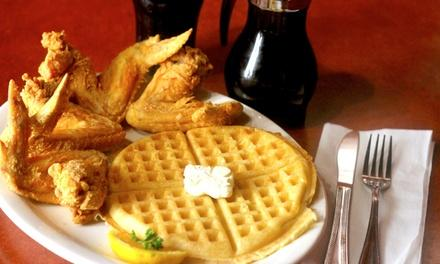 Gladys And Ron's Chicken & Waffles