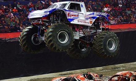 KSR Motorsports' Monster Truck Thrill Show