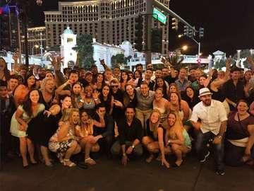 VIP Vegas Club Crawl