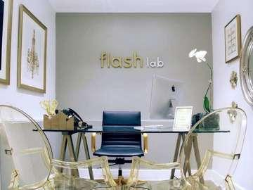Flash Lab Laser