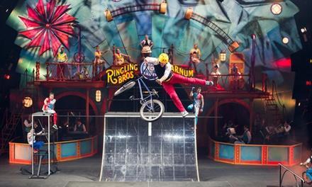 Ringling Bros. and Barnum & Bailey: Circus Xtreme