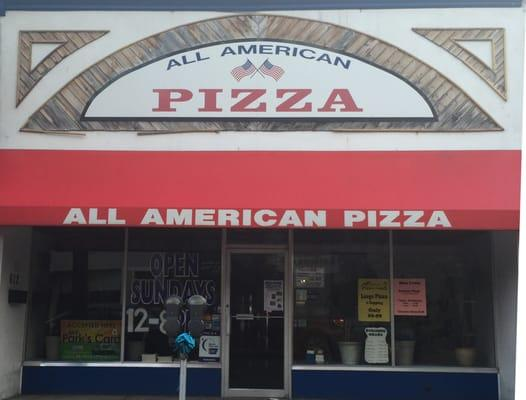 All American Pizza And Subs