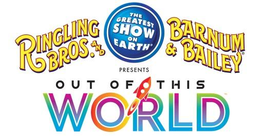 Ringling Bros and Barnum & Bailey Circus presents Out of this World at Schottenstein Cente