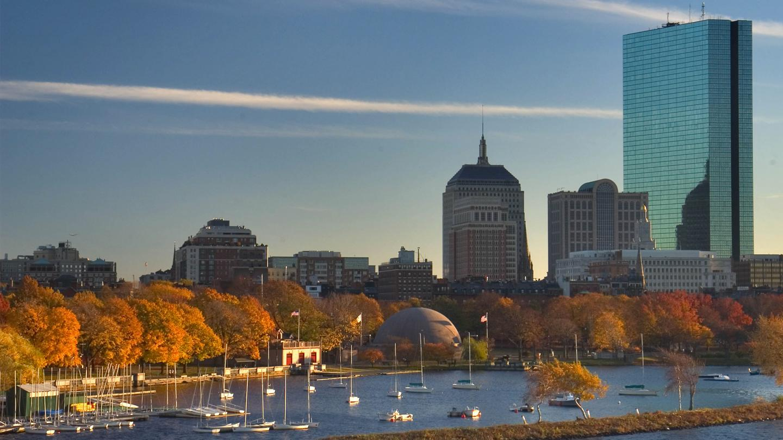 Charles Riverboat Company - Boston Harbor