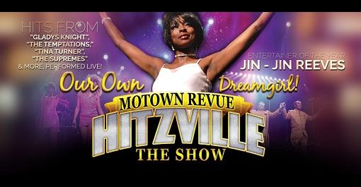 Hitzville The Show at The V Theater Las Vegas