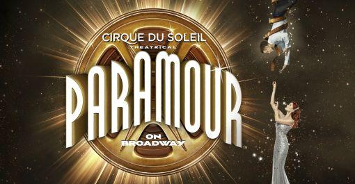 Paramour by Cirque Du Soleil on Broadway