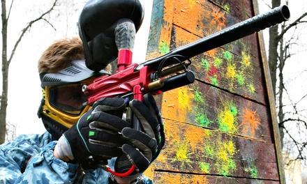 Futureball Paintball Proshops & Parks
