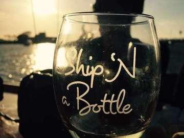 Ship 'N a Bottle