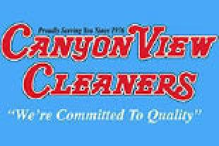 Canyon View Cleaners-Launromat
