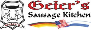Geier's Sausage Kitchen