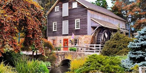 Golden Plough Inn, New Hope (PA)
