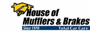 House Of Muffler & Brakes