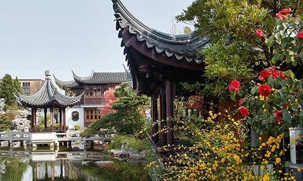 Portland Classical Chinese Garden