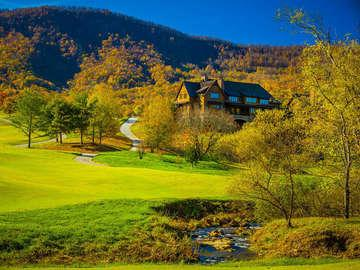 Bright's Creek Lodge