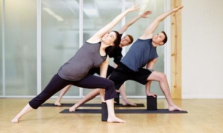 Missy Balsam Yoga