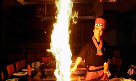 Saga Hibachi Steakhouse & Sushi Bar - Southpointe