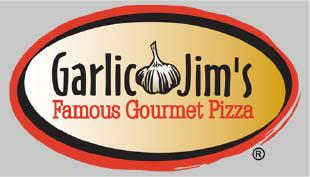 Garlic Jim's Famous Gourmet Pizza