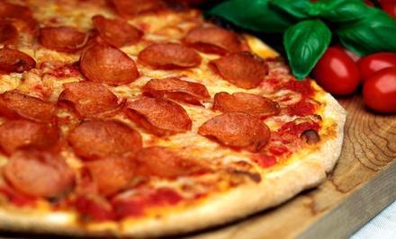Garducci's Pizza Pie