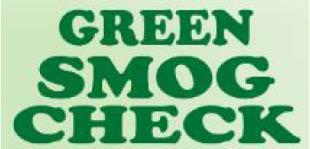 Green Smog Check Test Only