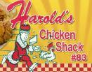 Harold's Chicken Shack #83