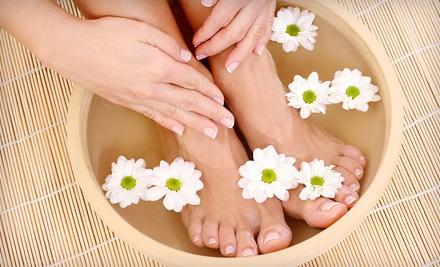 Body Cleanse Ion Foot Detox