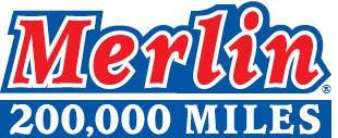 Merlin 200000 Mile Shops