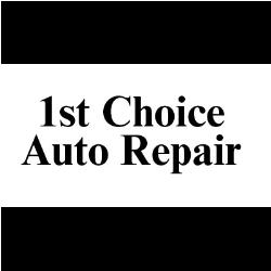 1st Choice Auto Repair