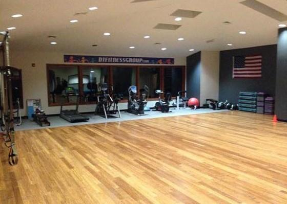 DT FITNESS GROUP