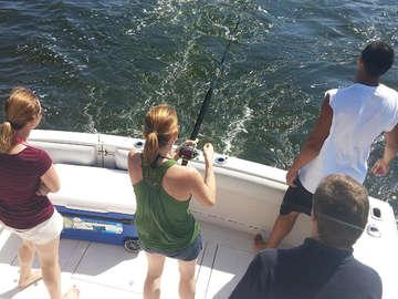 Prime Time Fishing Charters