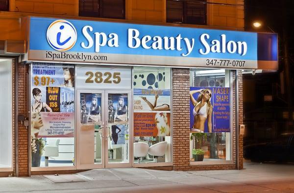 iSpa Beauty Salon