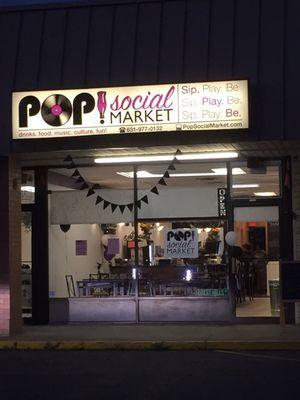 POP! Social Market