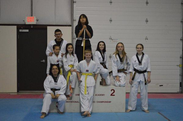 Oriental Sports Academy: Taekwondo Hapkido Korean Sword