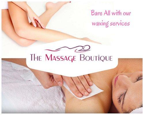 The Massage Boutique