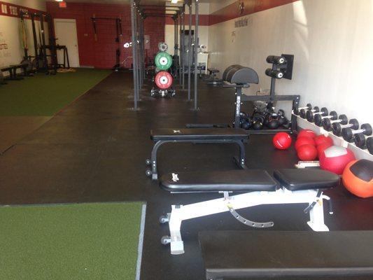 Forward Fitness & Performance