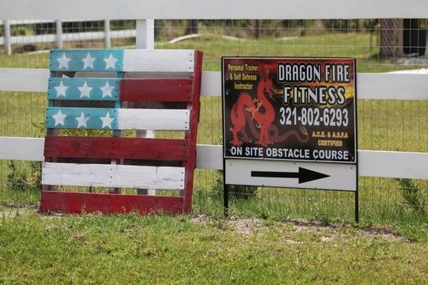Dragon Fire Fitness