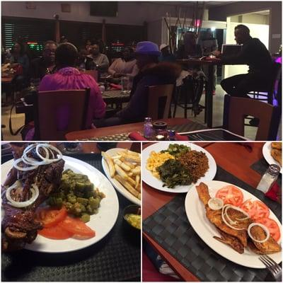 Soulfully Good Restaurant and Lounge