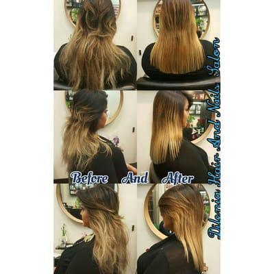 Dilenia Hair and Nails Salon