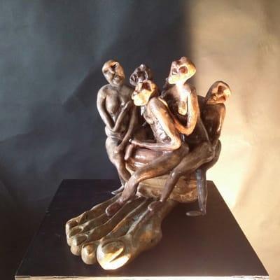 Sculpture by Sylvie