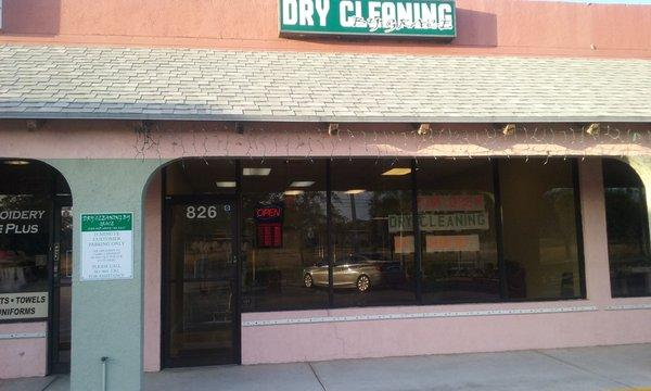 Dry Cleaning by Grace