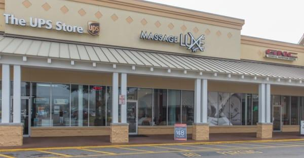 Massage Luxe of Tampa