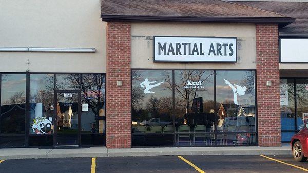 Xcel Martial Arts