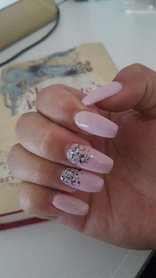 Honey Paw Nails