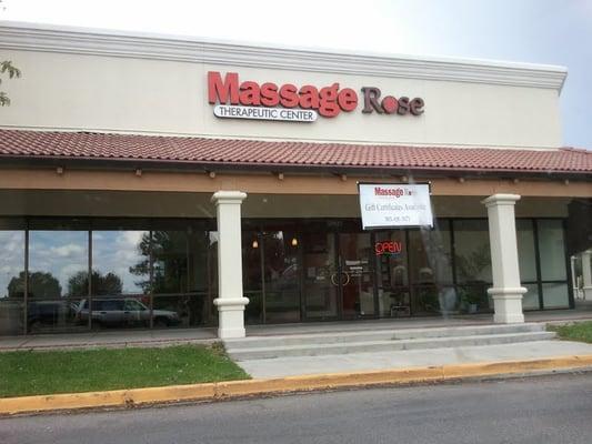 Massage Rose