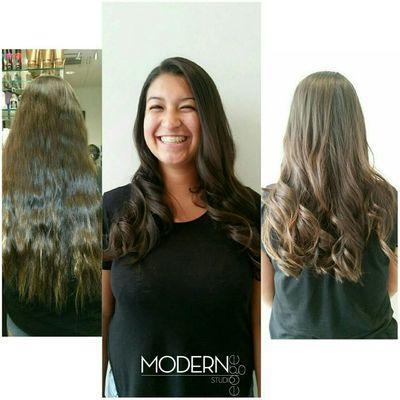 Modern Edge Hair Studio & Lash Lounge
