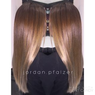 Jordan at Insignia Hair Salon
