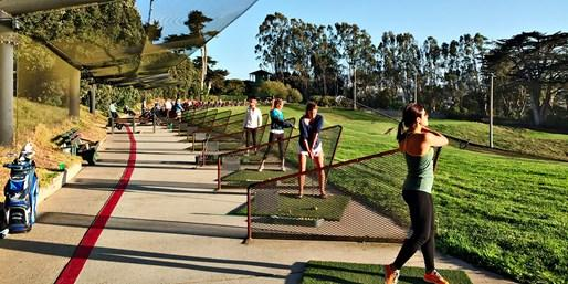 Presidio Cafe @ The Presidio Golf Course