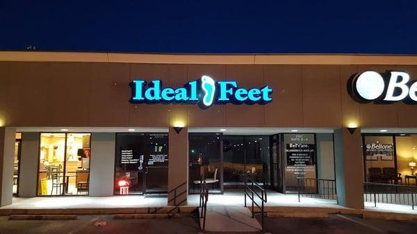 Ideal Feet