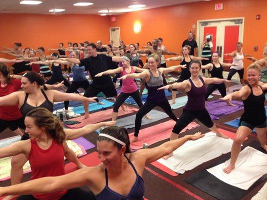 Fairfield Hot Yoga